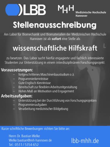 Stellenausschreibung_Welke_2018